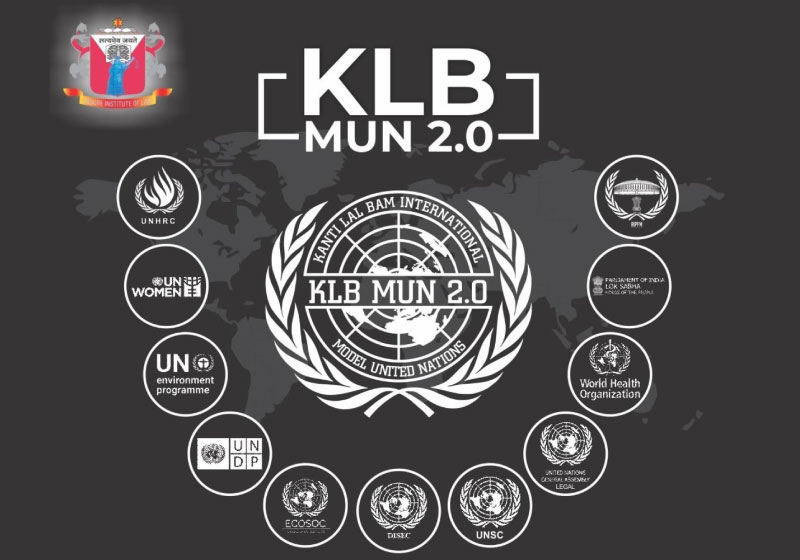 Kanti Lal Bam Model United Nations KLBMUN 2.0 | Indore Institute of Law
