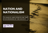 Nation and Nationalism: Its Basics and Effects on the Progression of the Society