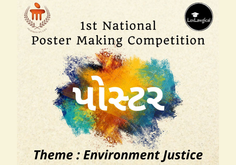 1st National Poster Making Competition | Manipal University Jaipur
