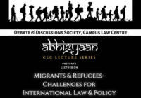 ABHIGYAAN Lecture Series | Campus Law Centre, University of Delhi