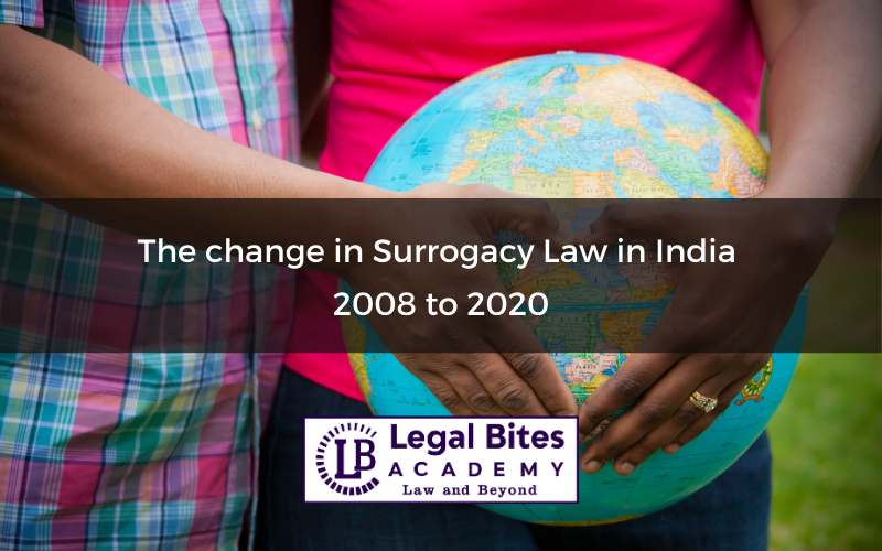 Surrogacy Law in India