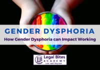Gender Dysphoria can Impact Working