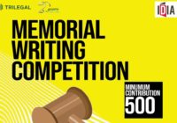 1st National Memorial Writing Competition, IDIA Kerala Chapter
