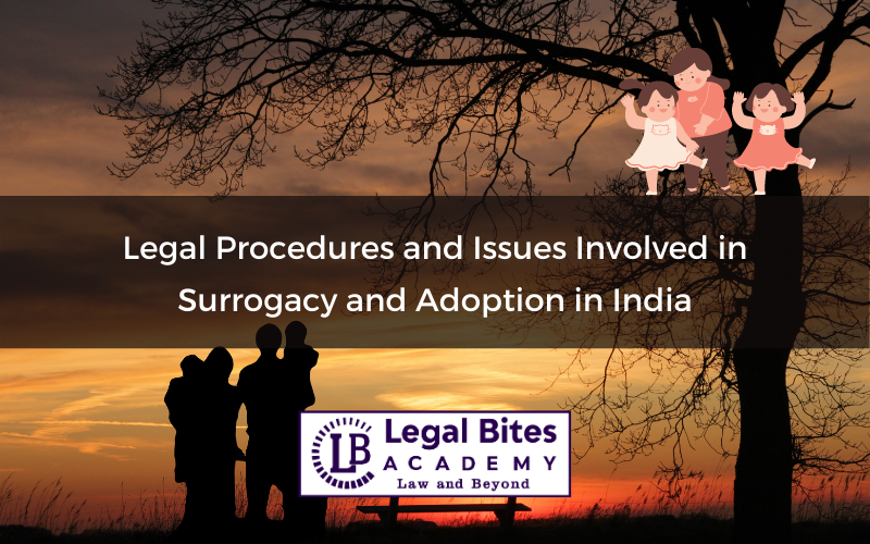 Surrogacy and Adoption in India
