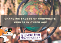 Changing Facets of Corporate Crimes