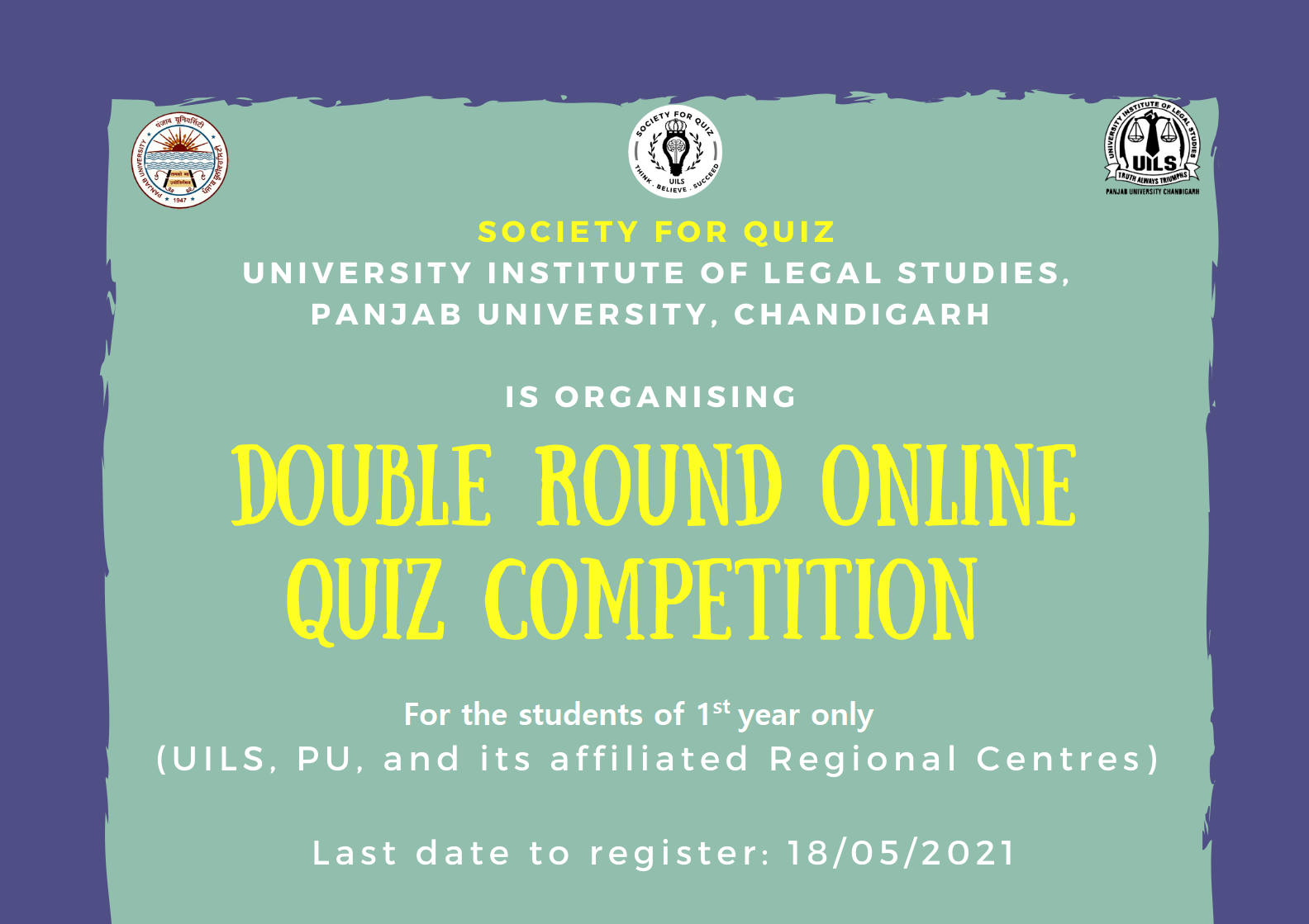 Double Round Online Quiz Competition