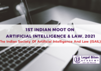 ISAIL 1st Indian Moot on Artificial Intelligence & Law