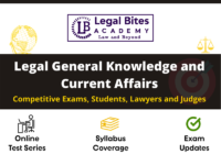 Legal General Knowledge and Current Affairs