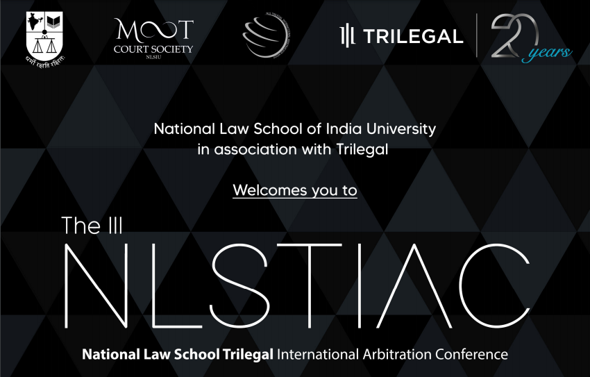 NLS-Trilegal International Arbitration Conference