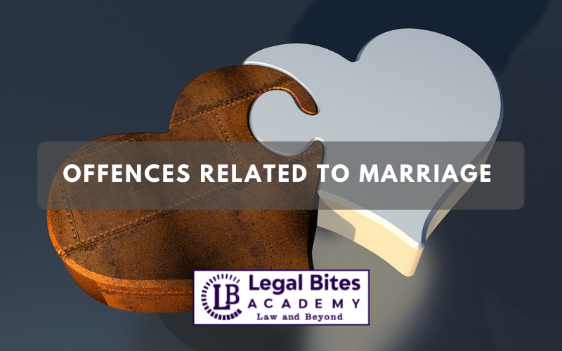 Offences Related to Marriage