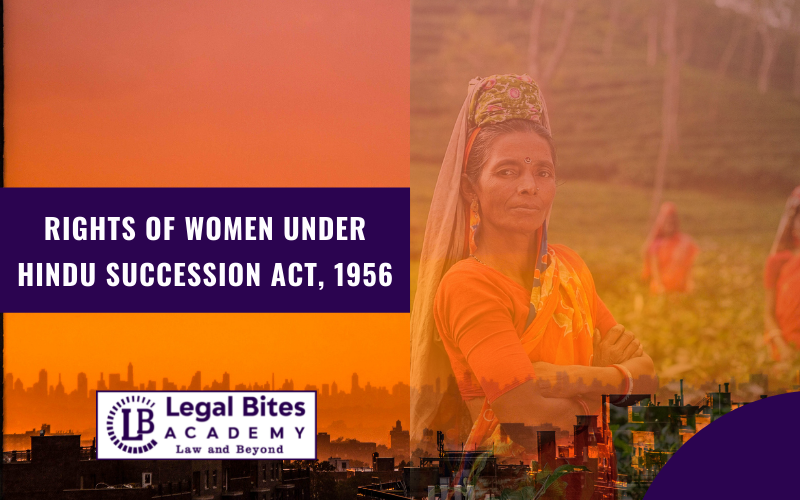 Rights of Women under Hindu Succession Act