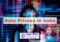 Overview of Data Privacy in India