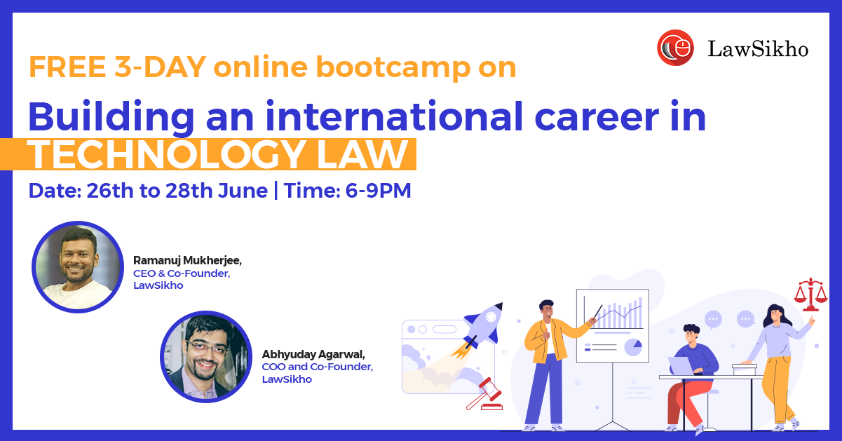 Building a Career in International Technology Law