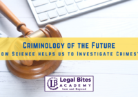The Criminology of the Future