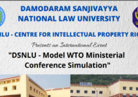 DSNLU - MODEL WTO MINISTERIAL CONFERENCE