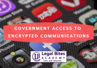 Government Access To Encrypted Communications