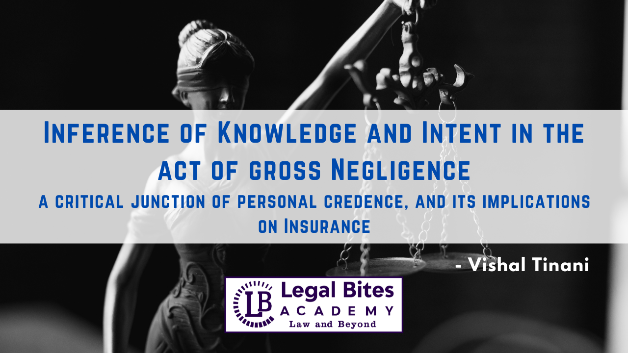 act of gross negligence