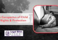 A Conspectus of Child Rights & Protection