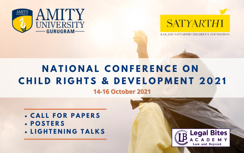 Amity National Conference on Child Rights & Development