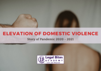 Elevation of Domestic Violence