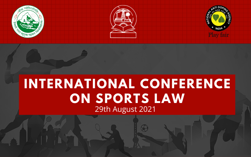 Call for Papers: International Conference on Sports Law   School of Law, H