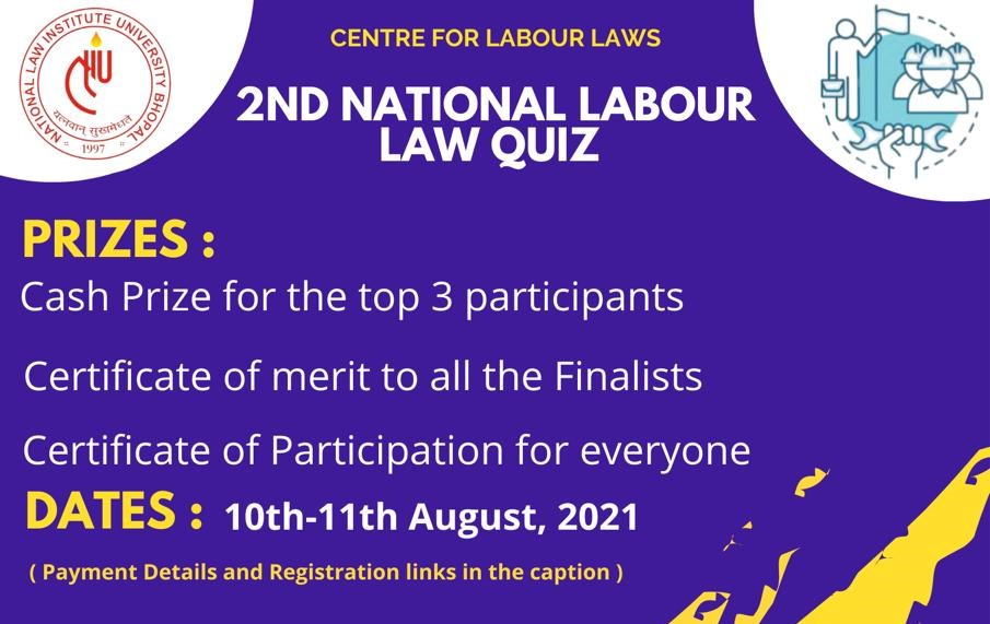 Labour and Employment Law Quiz 2.0