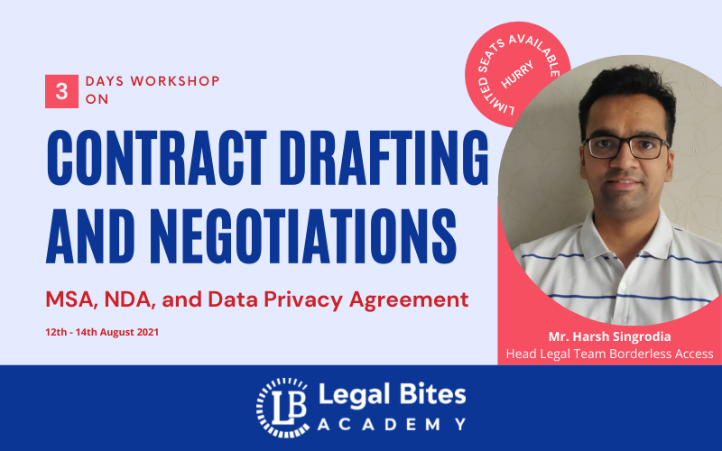 Contract Drafting and Negotiations
