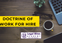 Doctrine of work for hire