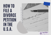 How to File a Divorce Petition in USA