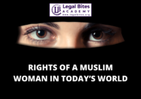 Rights of a Muslim Woman in Today's World