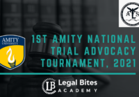 ALS Noida First National Trial Advocacy Competition