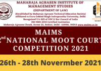 2nd National Moot Court Competition