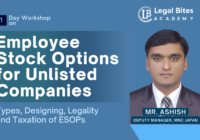 Workshop on Employee Stock Options for Unlisted Companies