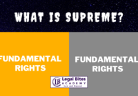 What is Supreme: Fundamental Rights or Directive Principles?