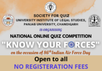 Air Force day National quiz