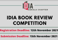 Book Review Competition by IDIA
