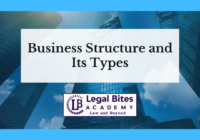 Business Structure and Its Types