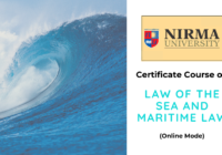 Certificate Course on Law of the Sea