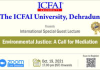 Guest Lecture On Environmental Justice