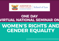 One Day Virtual Seminar On Women's Right and Gender Equality