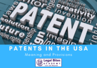 Patents in the USA