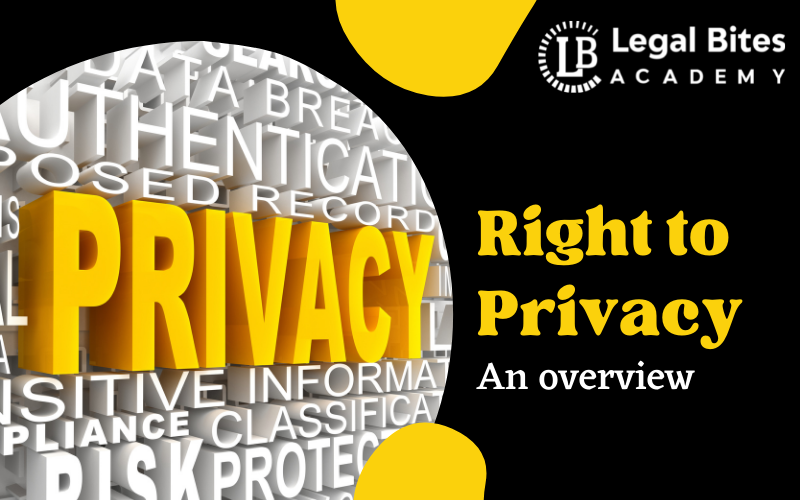 Right to Privacy
